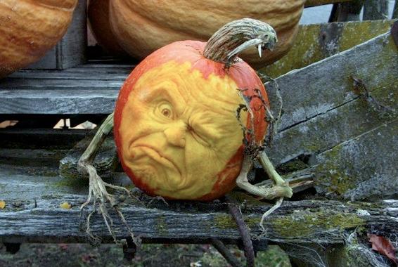 ray villafane pumpkin carving character