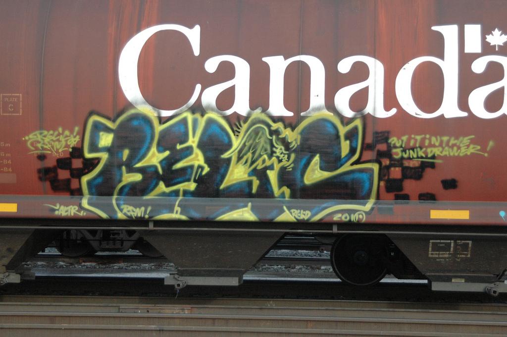 relic graffiti