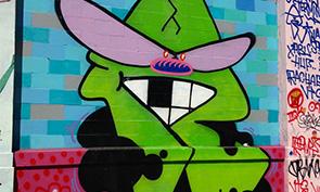 Remio VTS Graffiti in San Francisco