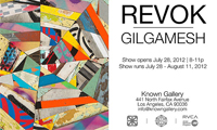 Revok – Gilgamesh at Known Gallery