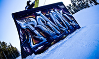 Revok Hits the Slopes