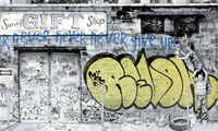 Mr. Brainwash Helps Support Revok