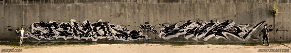 Revok Rime Graffiti