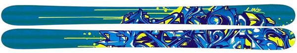 revok the blend skis