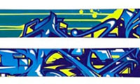 "Revok – ""The Blends"" Skis"
