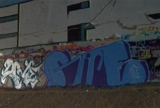 Rime Copy Cat Graffiti