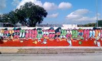 Rime's 50 Graffiti Characters