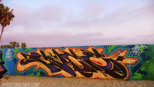 rime sace graffiti