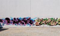 Rime, Sueme, Host, Ensoe, Tars, Kaput Graffiti in Vancouver