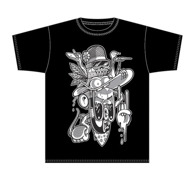 rime t-shirt