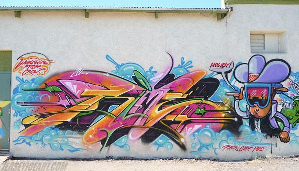 Rime Graffiti Tucson