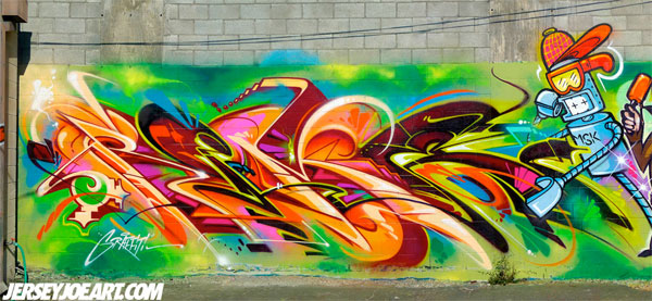 Rime Graffiti MSK AWR