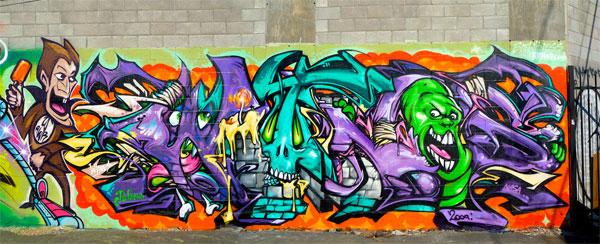 Witnes Graffiti