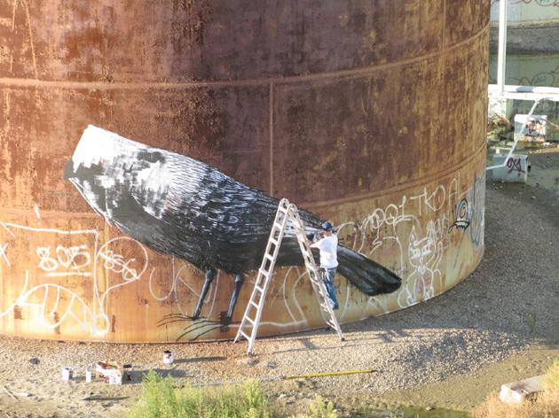 roa bird oil refinery california