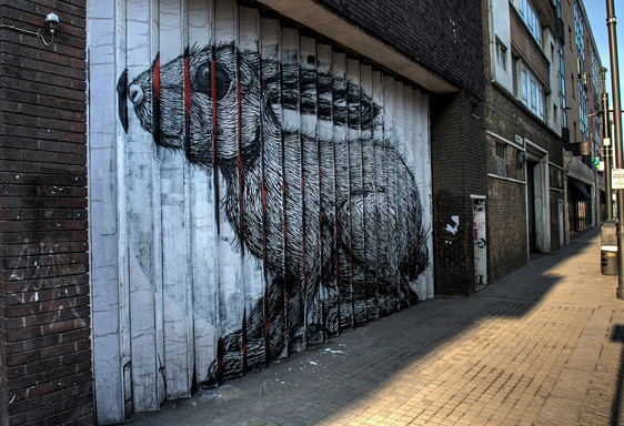 roa rabbit london
