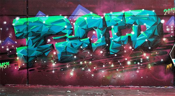 roid msk graffiti