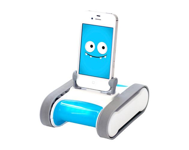 romo personal iphone robot