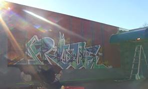 Rove Graffiti Video