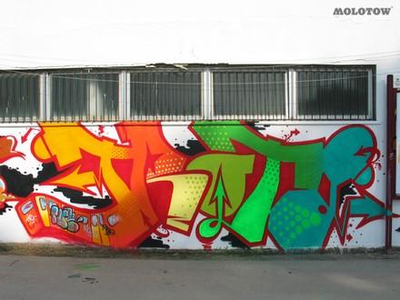 Trota Graffiti