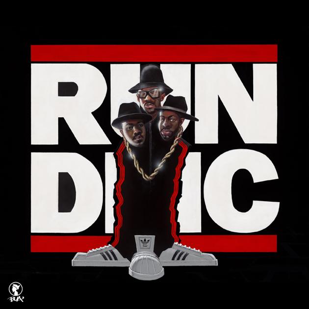 run dmc justin bua