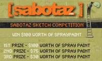 Chance To Win Sabotaz Paint