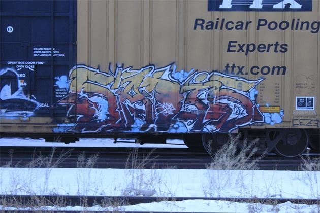 sadis graffiti