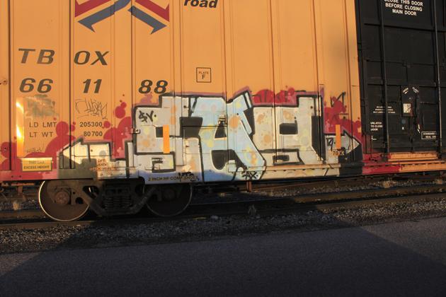 sag graffiti