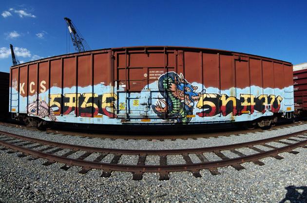sase snafu freight graffiti
