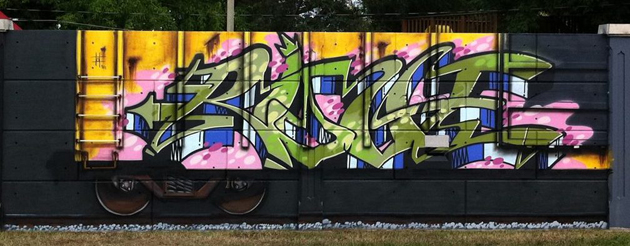 saskatoon rove graffiti wall