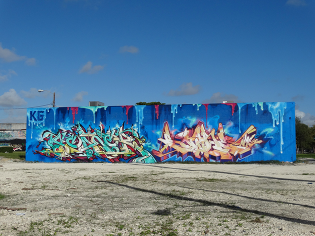 scaner stare graffiti