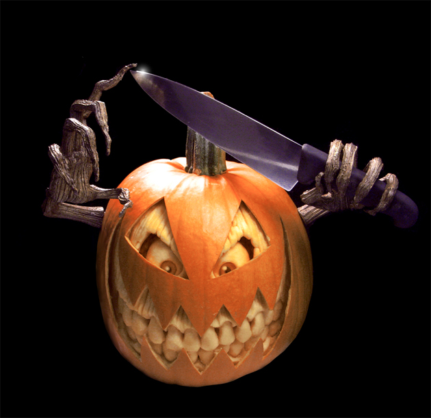 Top 10 Most Creative Pumpkin Carvings You Ever Seen