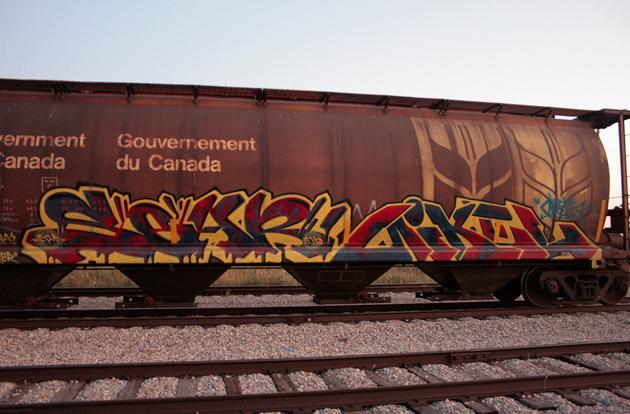 sear nikel graffiti