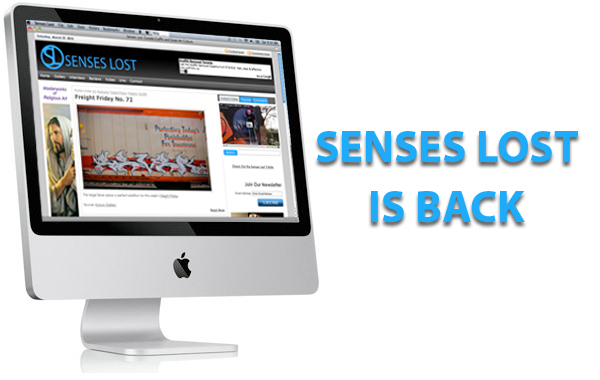 senses lost is back