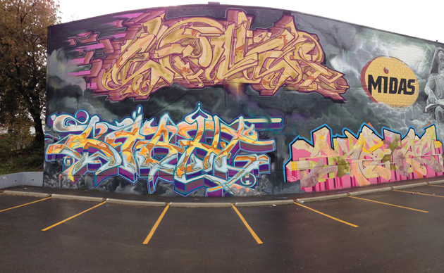 sensr sight graffiti panorama