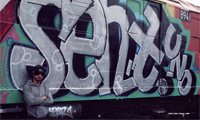 Sento Graffiti Interview