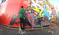 Seventh Day Project: Revok, Retna, Risky, Augor, Ewok, Witnes