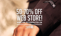 The Seventh Letter Online Sale