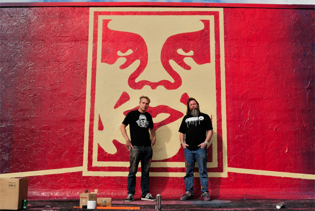 shepard fairey and risk