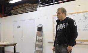 A Studio Visit with Shepard Fairey