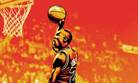 Shepard Fairey – Michael Jordan Print