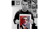 Obey Obama In Time Magazine