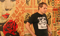 Shepard Fairey Interview