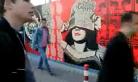 Shepard Fairey in Europe