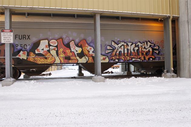 siber gnus graffiti