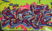 Site Update &#8211; Some Graffiti Walls in Toronto