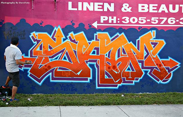 skam graffiti miami