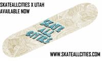 Utah & Skate All Citys Commercial