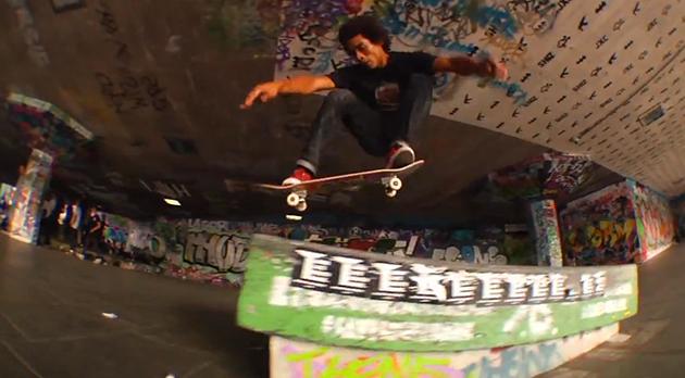 skateboarding vans tour