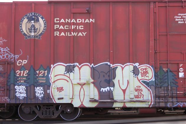 skem boxcar graffiti