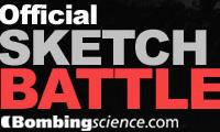 Bombing Science Sketch Battle #13